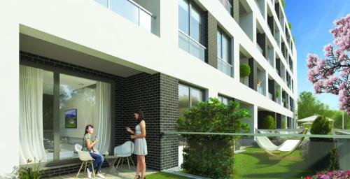 Apartamentowiec Lirowa