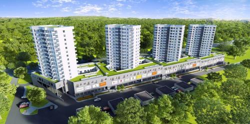 Cztery Wieże (Katowice)