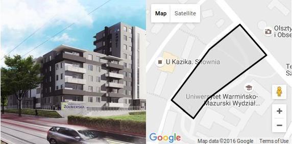 Osiedle Żołnierska, Olsztyn