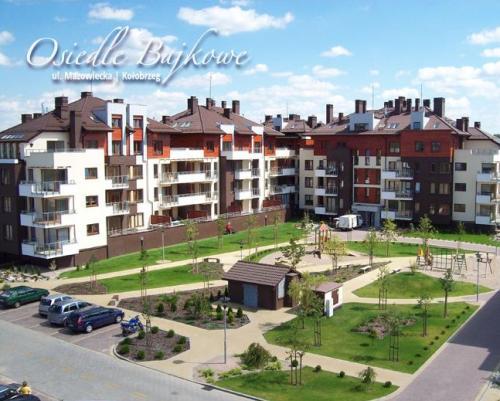 Osiedle Bajkowe, Kołobrzeg